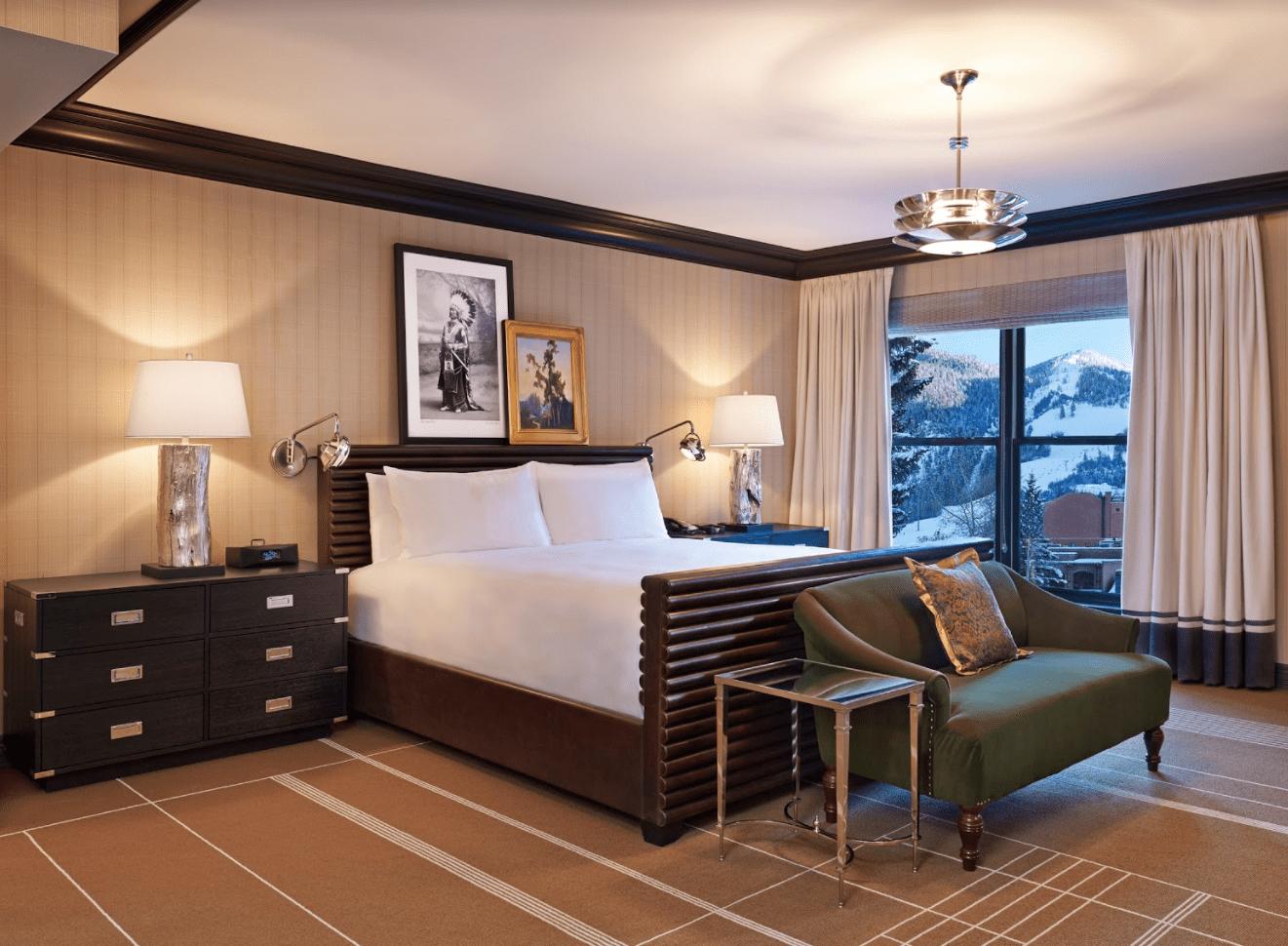 Hotel Jerome Standard Suite