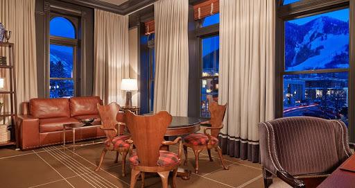 Hotel Jerome Master Suite