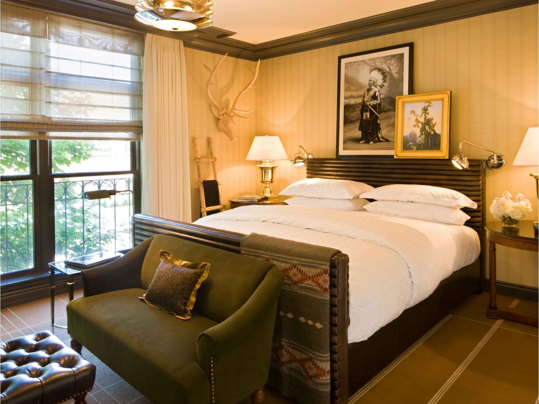 Hotel Jerome Suite 6