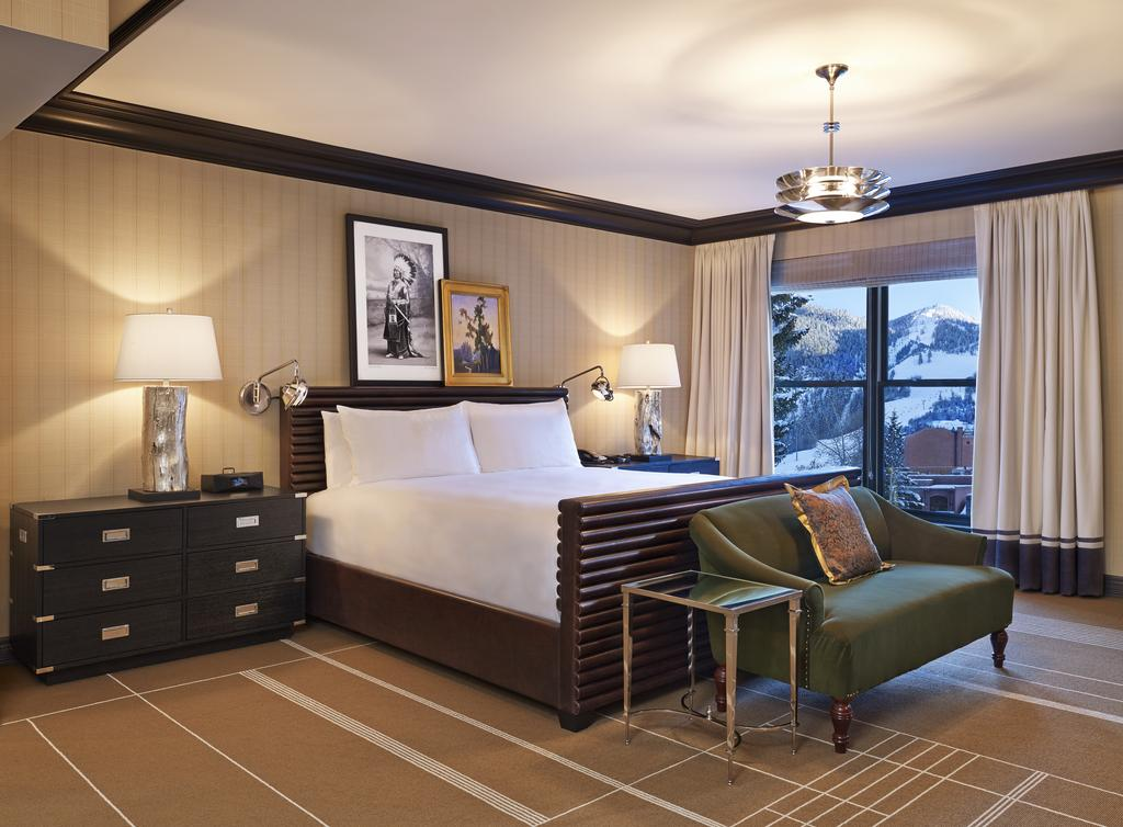Hotel Jerome Suite 7