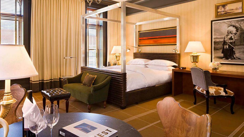 Hotel Jerome Suite 4