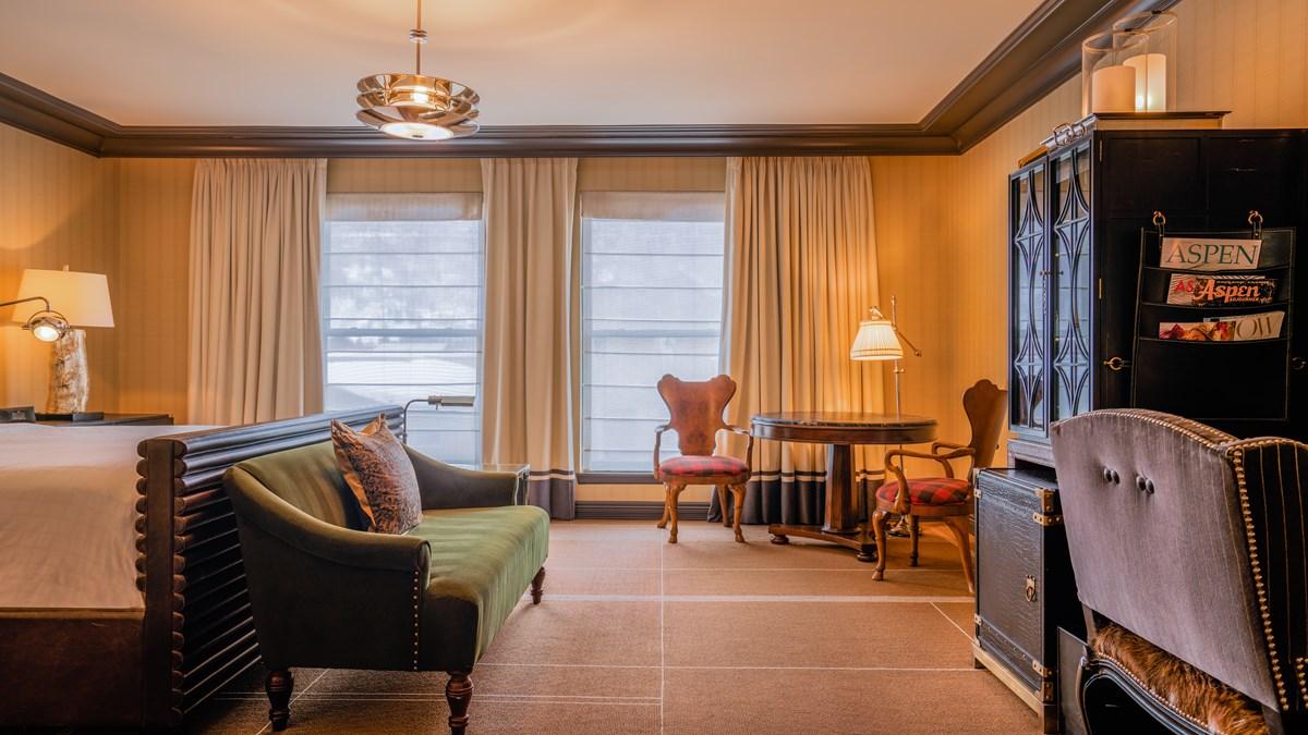 Hotel Jerome Suite 2