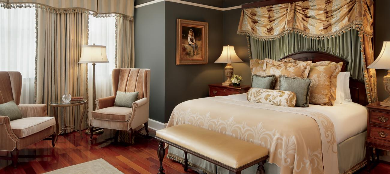 The Ritz Carlton Standard Room 2