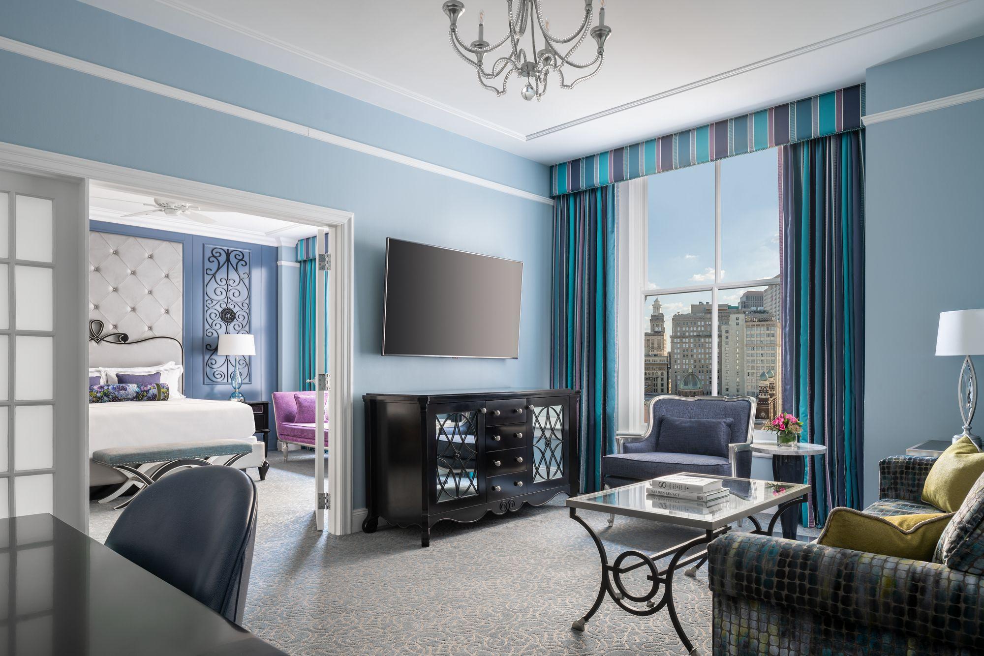 The Ritz Carlton Suite