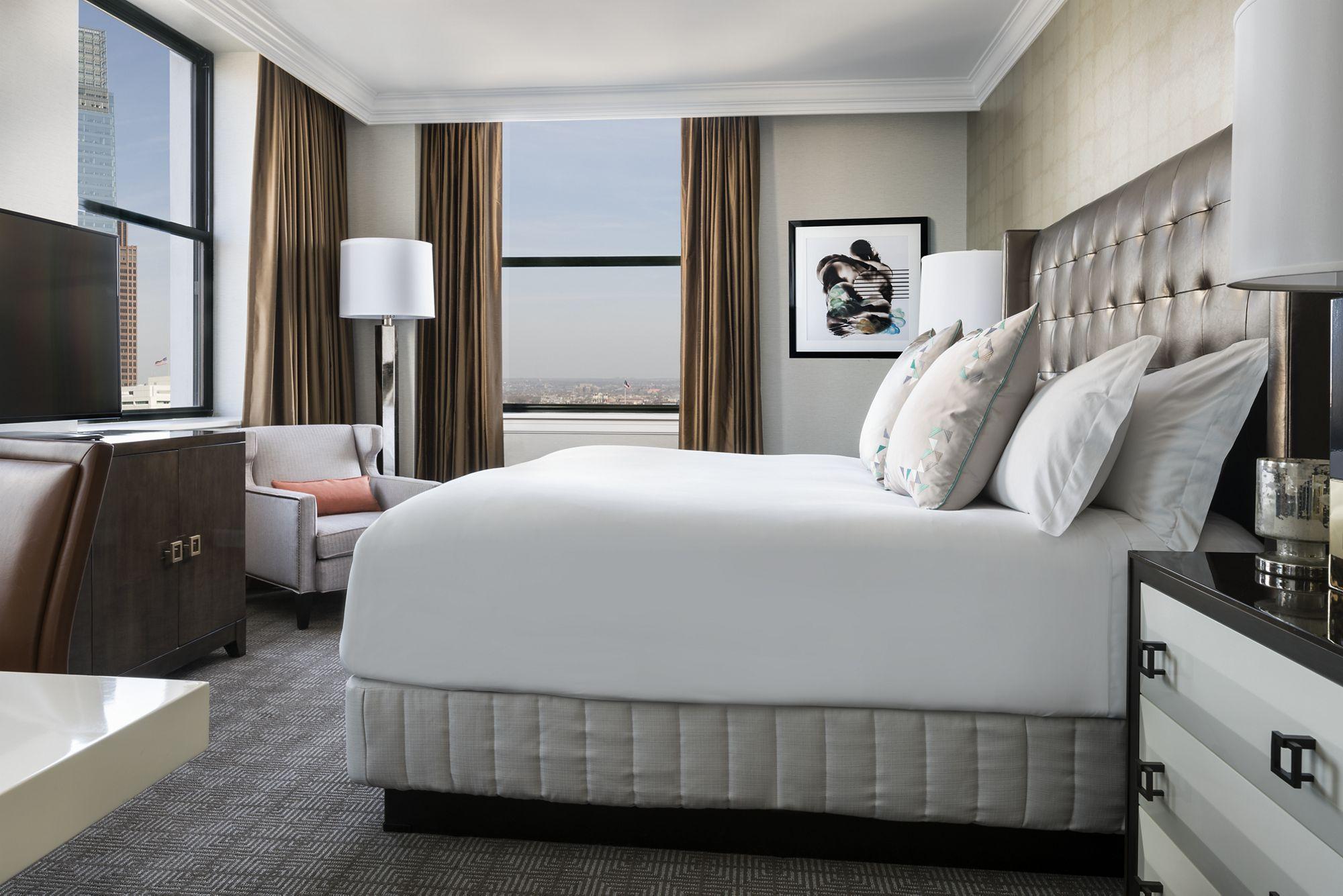 The Ritz Carlton Standard Suite