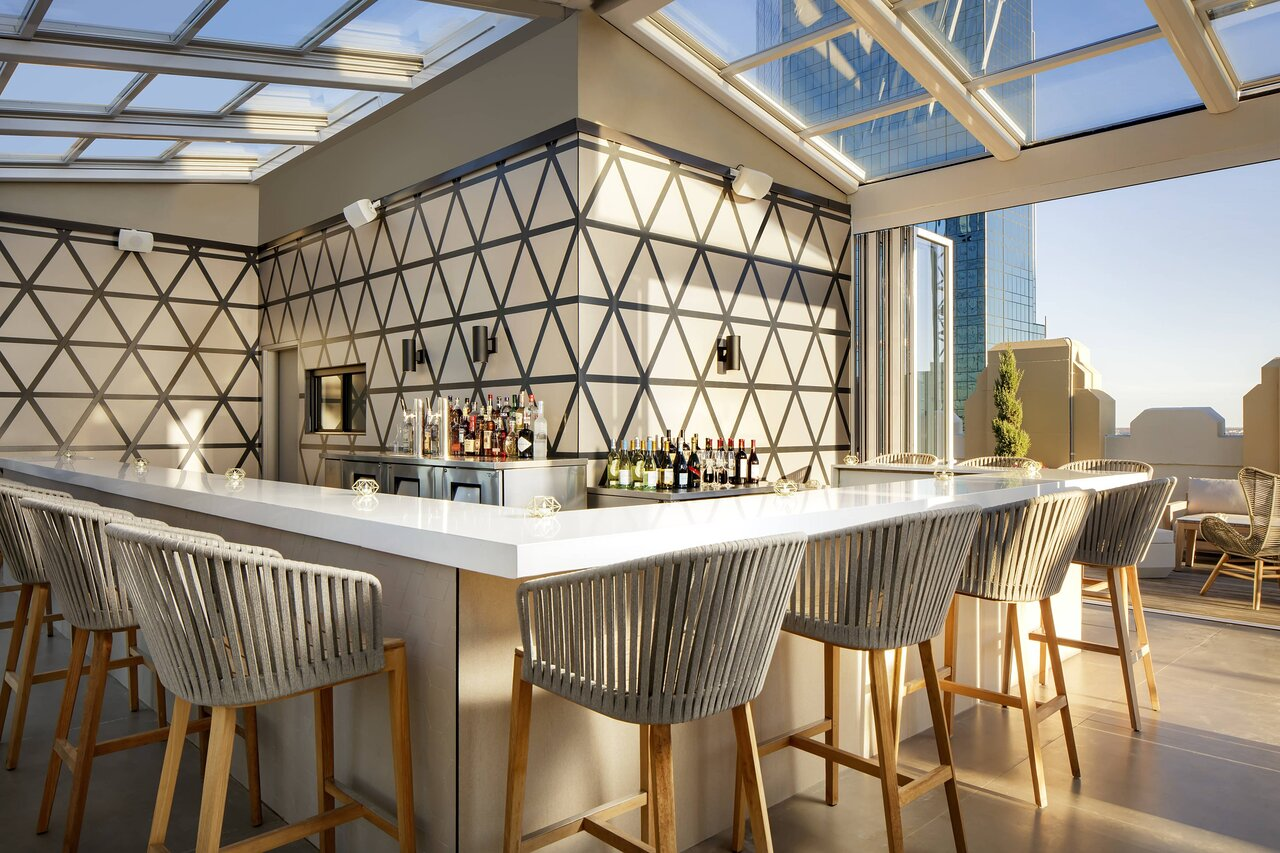 The Sinclair Rooftop Bar