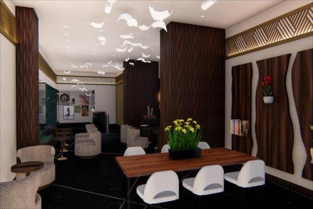 The SInclair Lobby Lounge