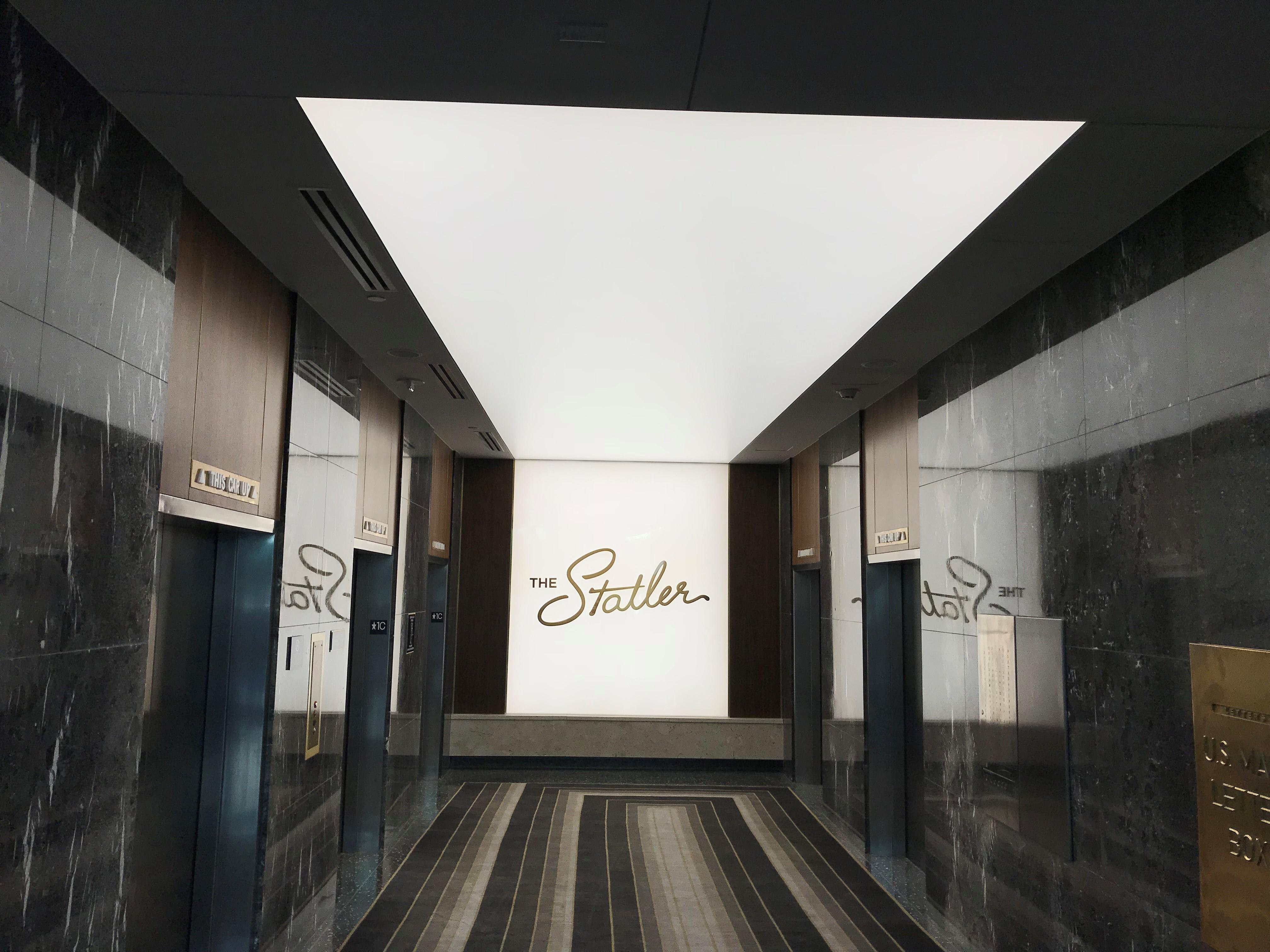 Stretch Fabric Structure -  Statler Hotel