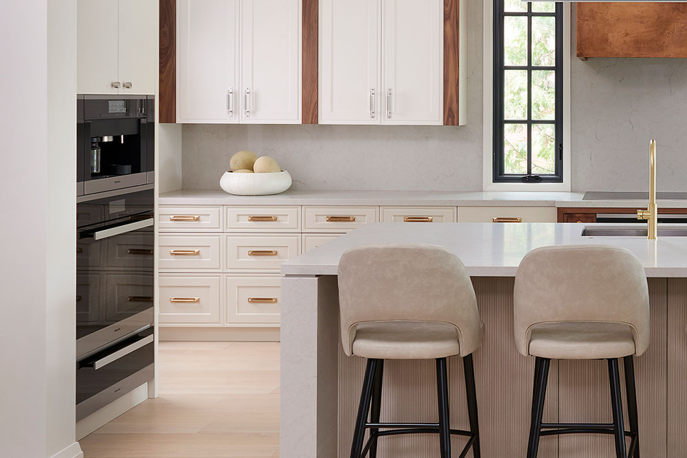 Custom Design and preparation for a kitchen in Toronto.