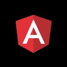 angular developer logo