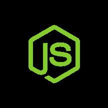 node js developer logo