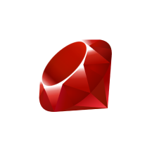 ruby on rails developer logo