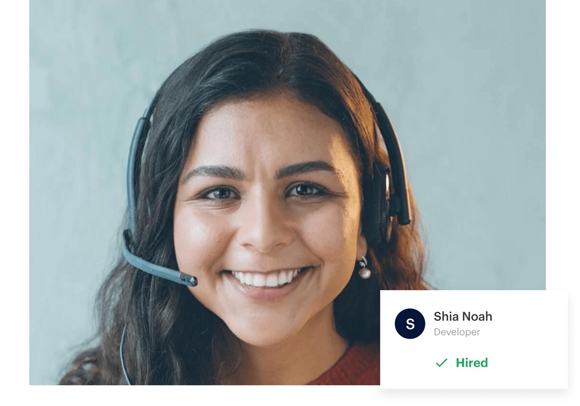 virtual CTO female software developer