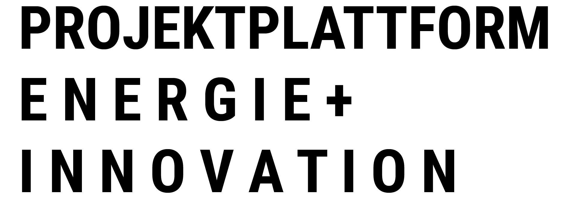 Projektplattform Energie + Innovation