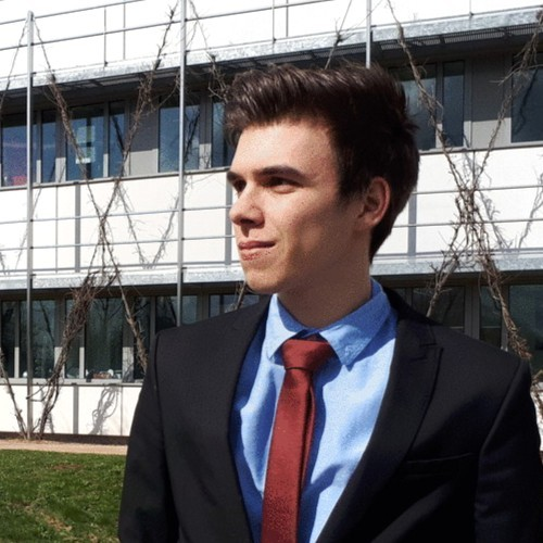 A photo of Guillaume Vignolle, CTO