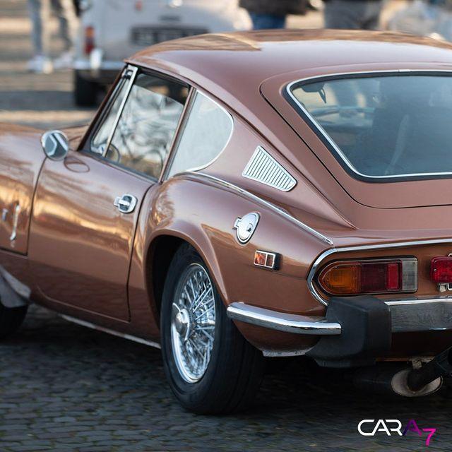A beautiful car