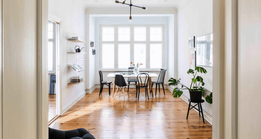 Most beautiful Berlin flats for film production and photoshoots
