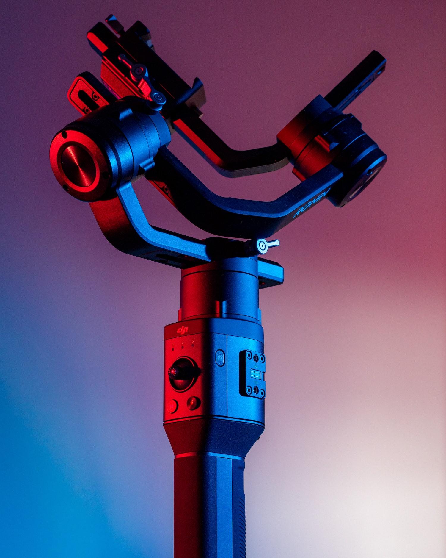 Rent the DJI ronin S gimbal kit in Berlin for cheap