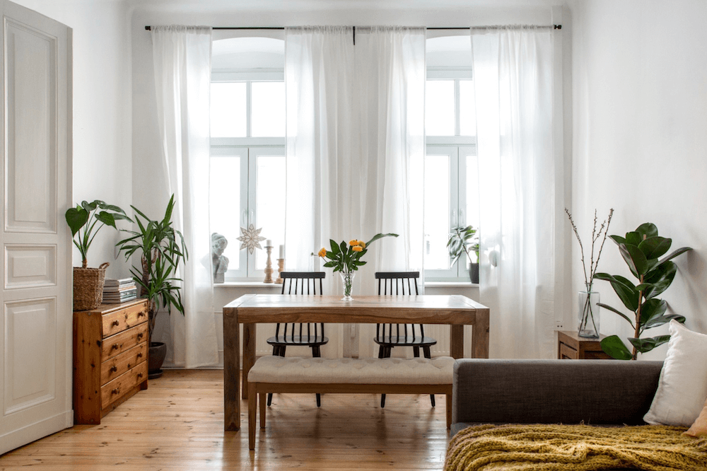 Bright scandinavian flat available for photoshoots in Berlin, Germany