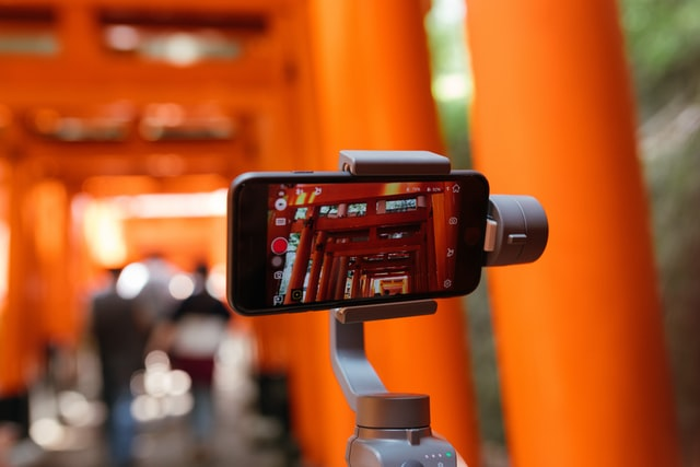 Mobile phone video production