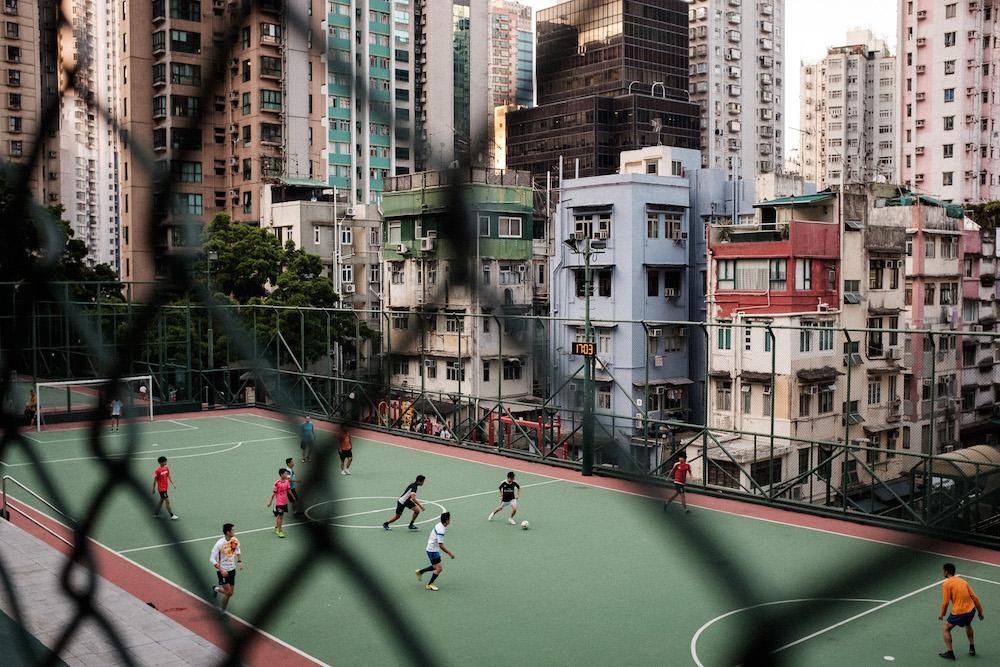 Favorite shot Max Power analog photography Hong Kong