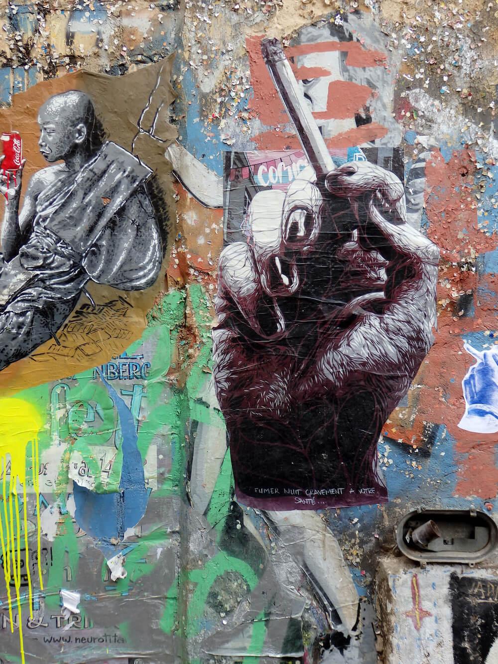 Alt: Urban photography, Historical pictures, Berlin Art, Street Art photography.