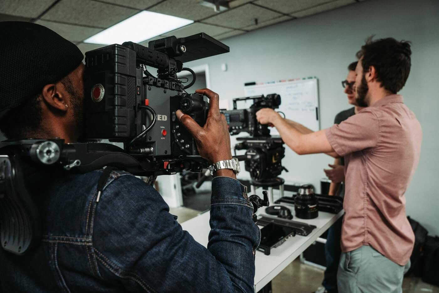 How to best prepare for a video shoot - Cover Image