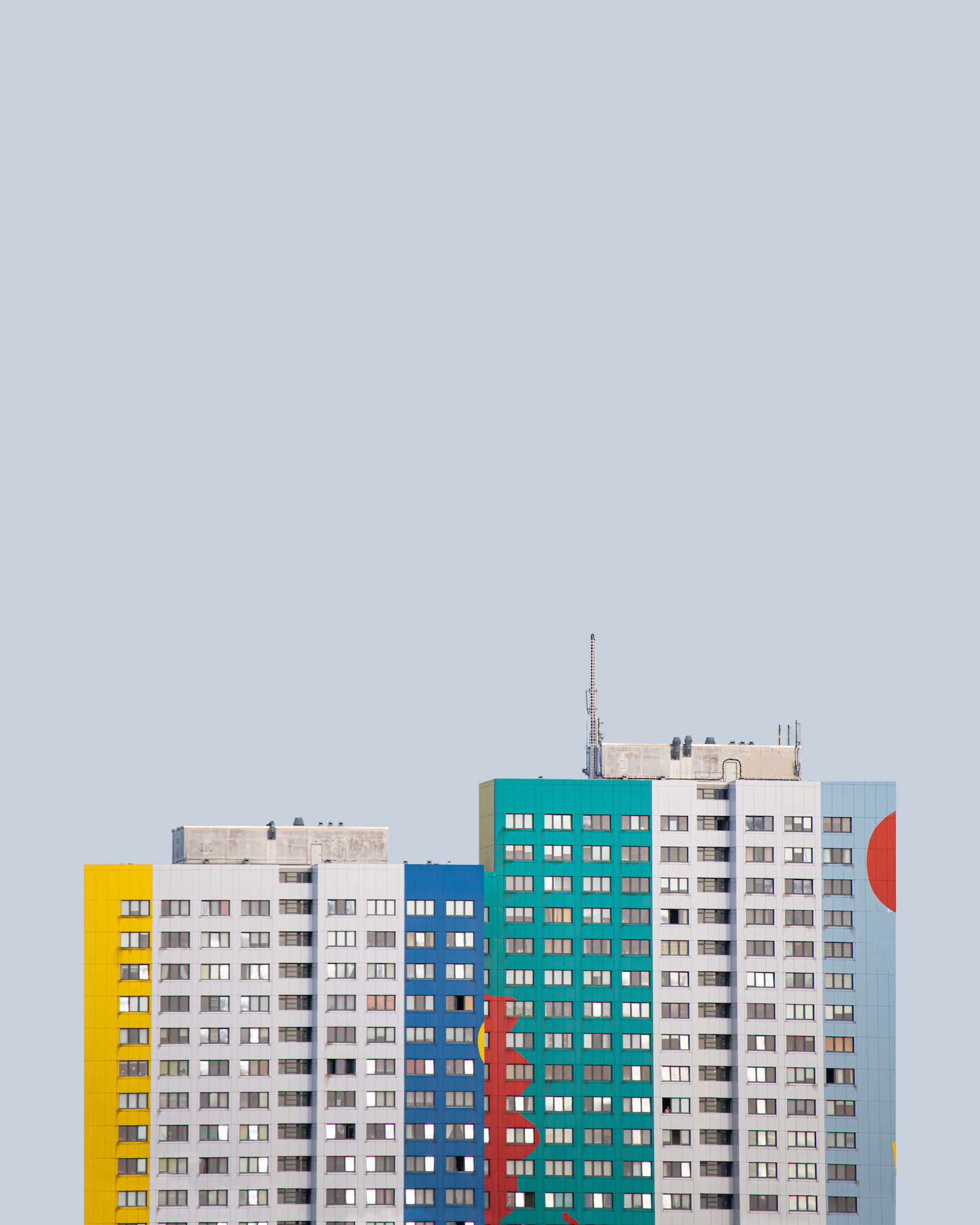 Colourful East Berlin Apartment