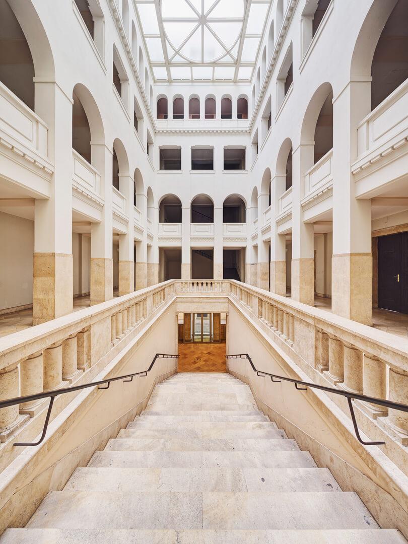 Interior architecture, minimalism architecture