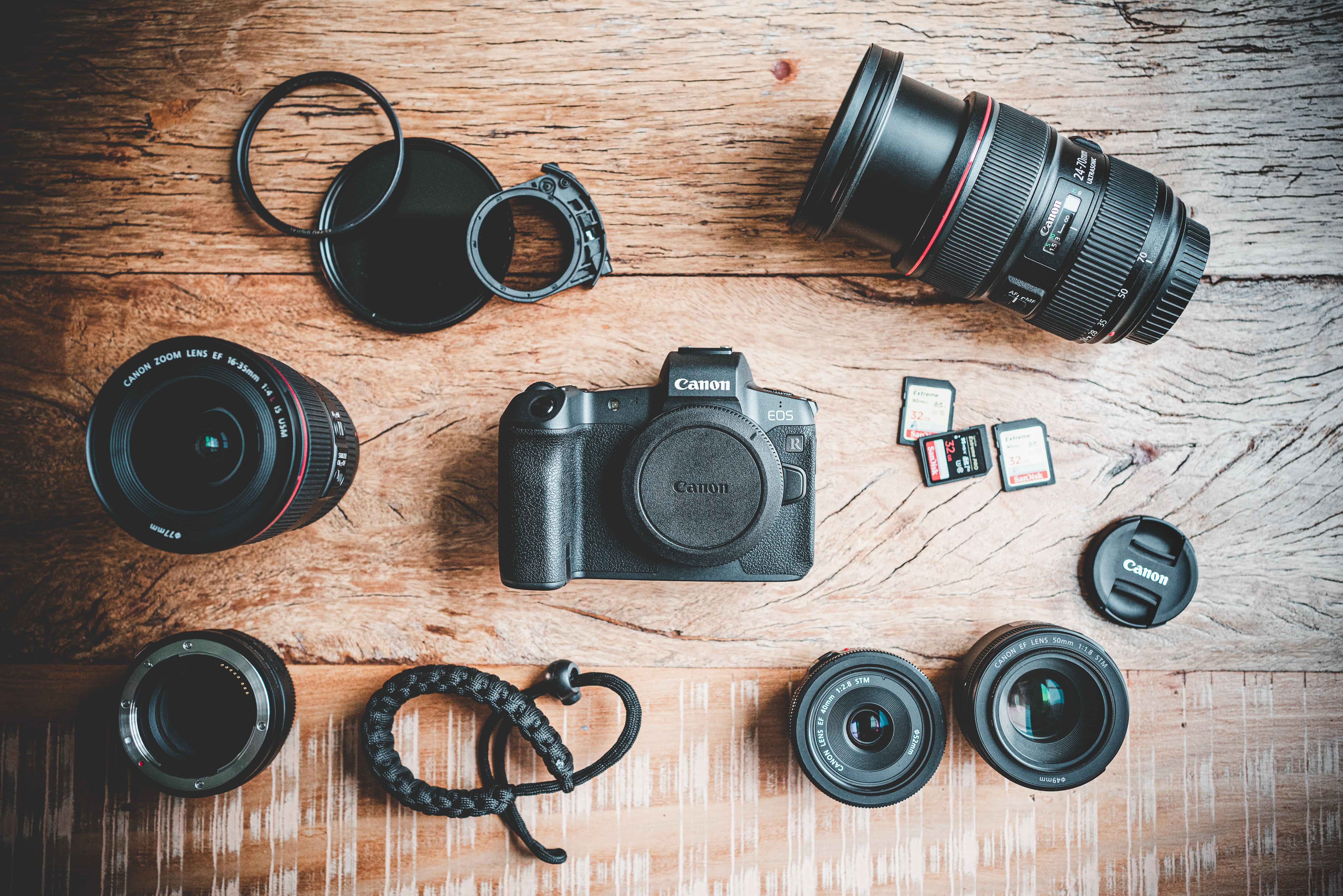 Rent the Canon EOS R camera in Berlin with Beazy, the camera sharing community
