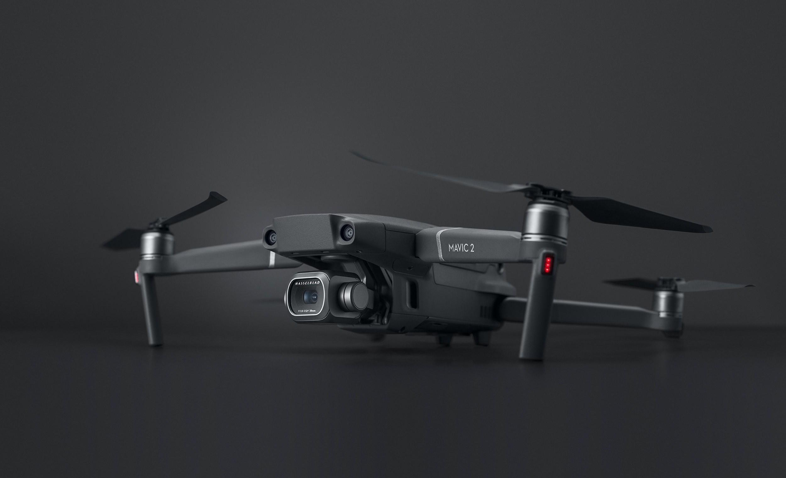 Versichert DJI Mavic 2 Pro Drohne günstig in Berlin mieten