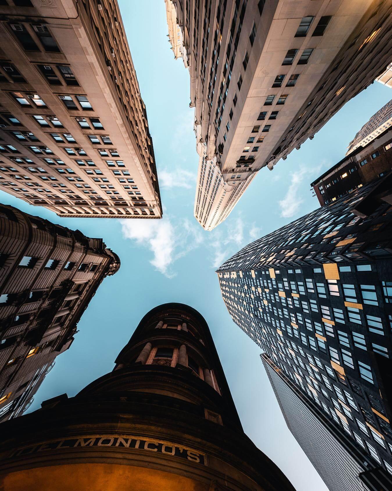 Lower Manhattan, skyscraper