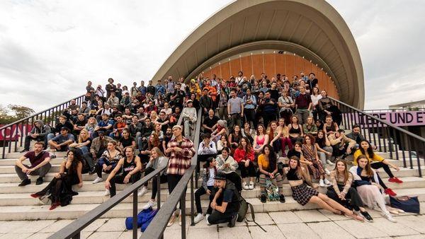 Beazymeet #15 - Movement - Photograph event