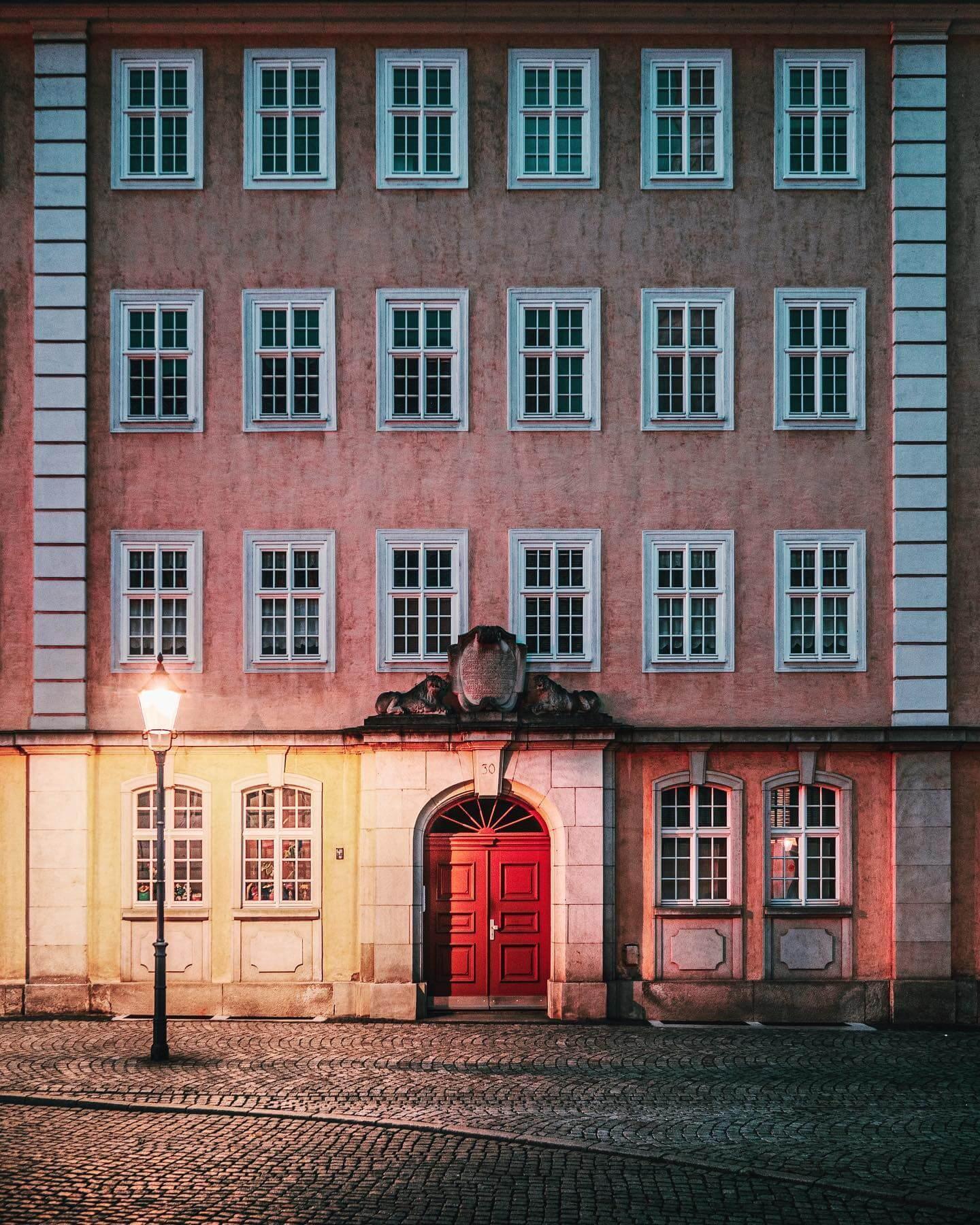 Building facade, Görlitz