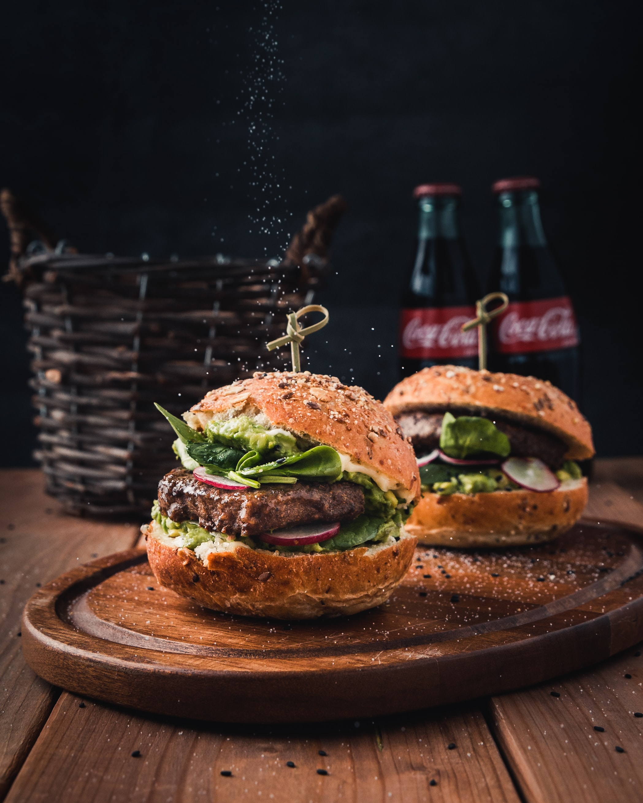 Book a food photoshoot for your brand with Beazy