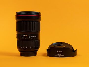 Rent the Canon 16-35mm f/2.8L III USM lens on Beazy, the rental platform for photographers and filmmakers