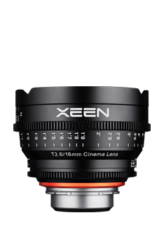 Rent cinema lenses from local photographers and filmmakers with Beazy, starting at 39€ per day