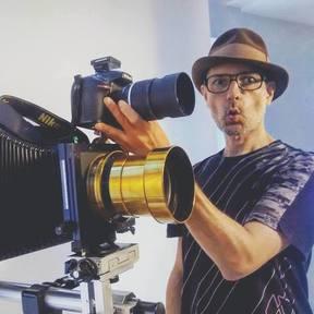 Marc Orsini rents the Plant Berlin photo studio