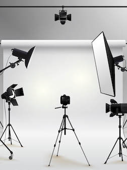 Rent continuous lights, daylights, walimex and softboxes on Beazy, the rental platform for photographers and filmmakers