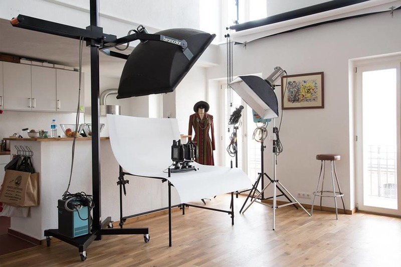 Rent cheap professional photo studio in Berlin, Germany with Beazy