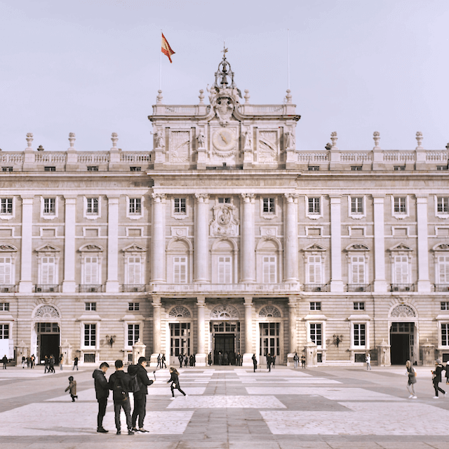 Photo of Madrid. Beazy offers photos and video services all over Europe.