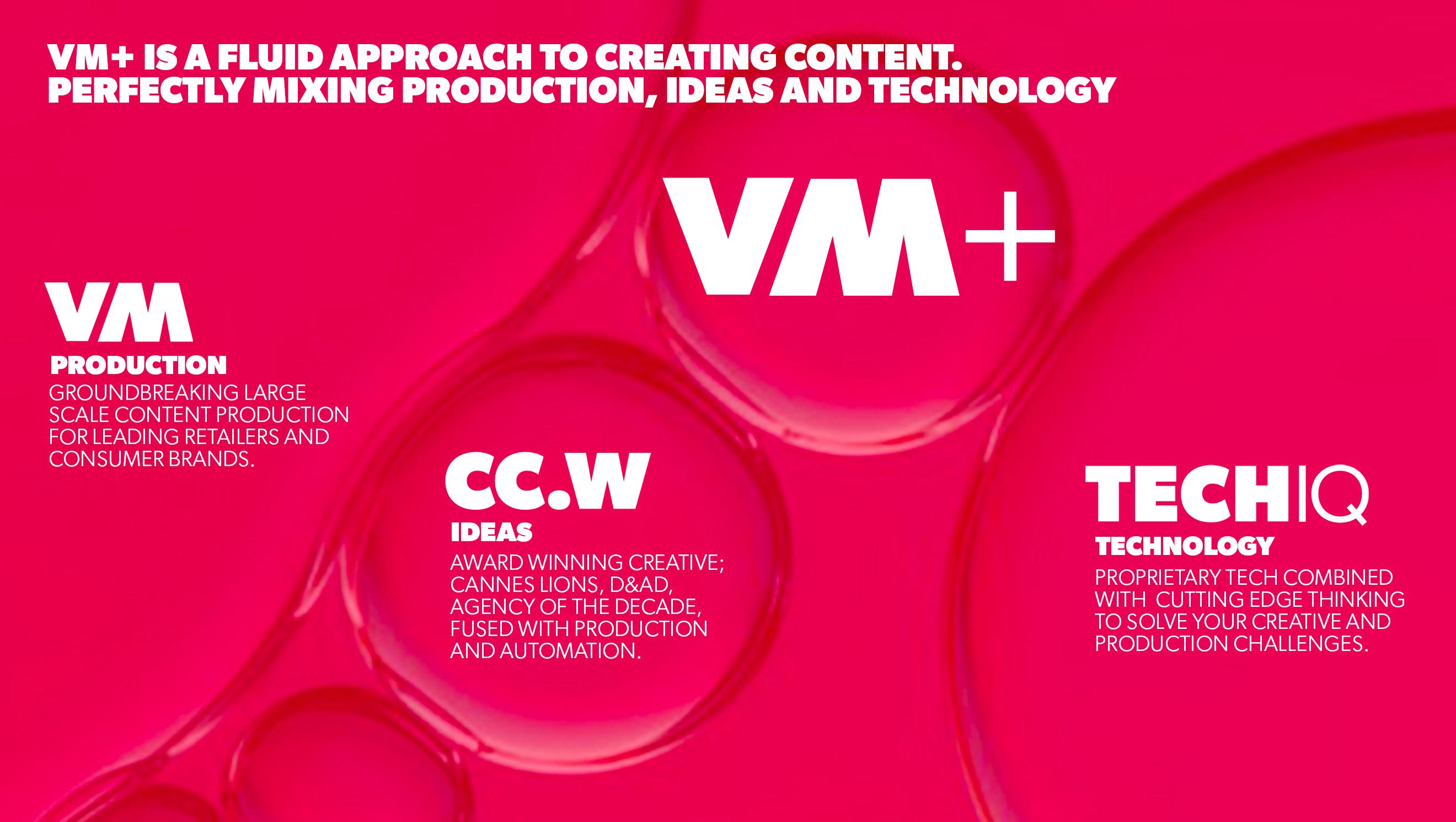 VM+ Fluid Content Creation