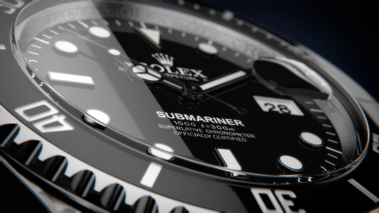 Rolex Portfolio Prototype Shot