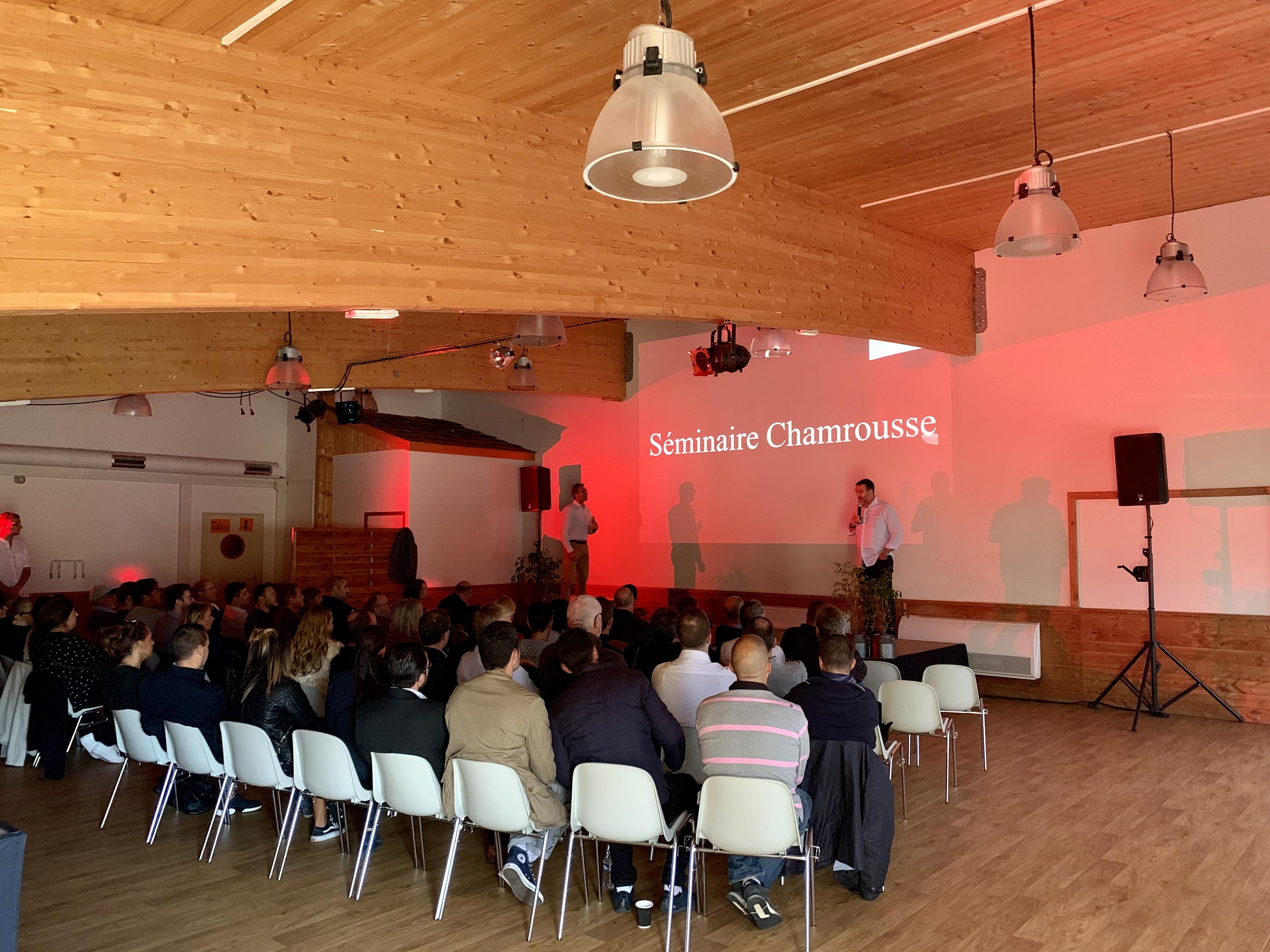 Salle de séminaire à Chamrousse