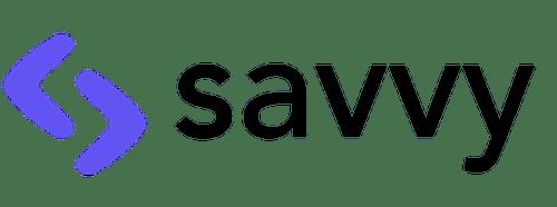 The Savvy logo