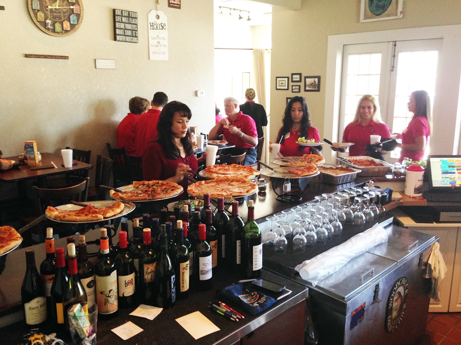 Catering Broadway Pizza Bar - Reach