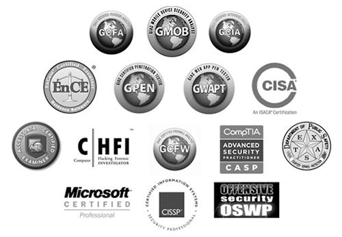Security Pursuit Certifications