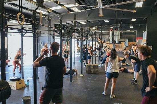 CrossFit Classes in Chico, CA