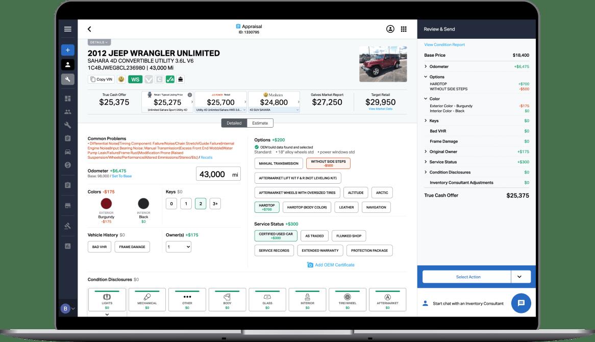 auto dealer management software USA