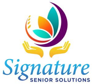 Signature Senior Solutions Logo. Our agents can help you pay your Medicare premiums online.